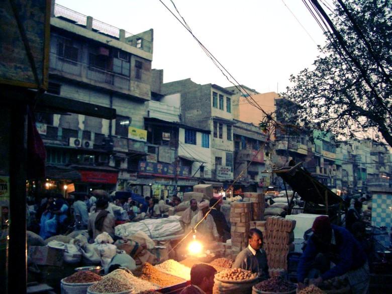 Vanhan Delhin kujat ovat Intiaa aidoimmillaan.