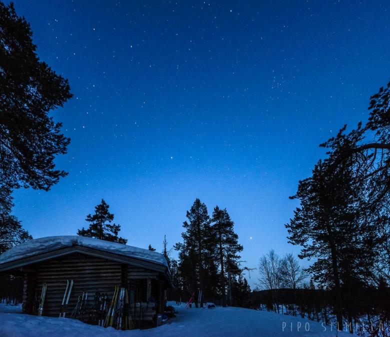 Suomunruoktun autiotupa, Urho Kekkosen kansallispuisto