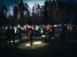 Polkujuoksua pimeässä: Bodom Night ja Nuuksio Night Trail