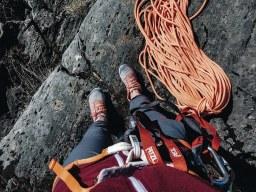 """Liidauksen """"putoamiskurssi"""" ja valmistautumista Espanjan kiipeilyreissuun"""