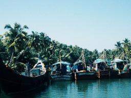 Matka-arkun aarteet, osa 1: Kuusi viikkoa Intiassa